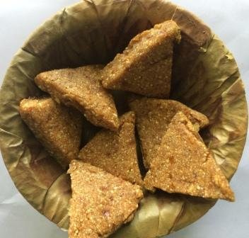 Solar Dehydrated  Energy Fig bite  Flakes
