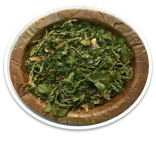 Solar Dehydrated  Methi  Flakes